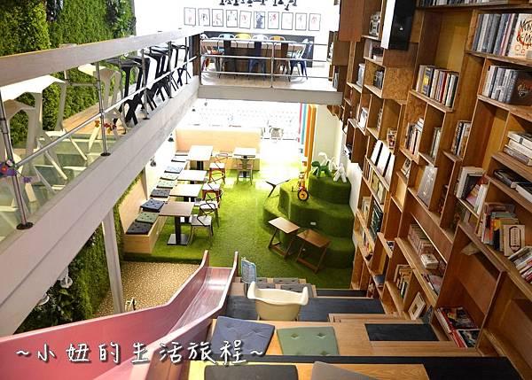 23 OROMO Cafe 北車店 台北 溜滑梯 咖啡館 台北火車站 南陽街 咖啡廳 咖啡店 推薦 親子.JPG