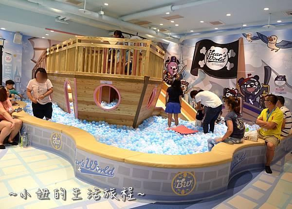25貝兒絲樂園 - Bearsworld 親子樂園 親子餐廳 板橋 推薦 台北 新北.JPG
