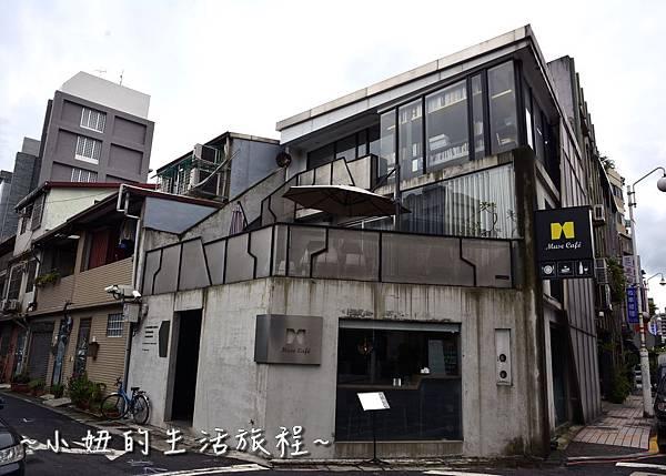 00 台北 民生社區 義式料理  松山區 建築師 Muse Cafe.JPG