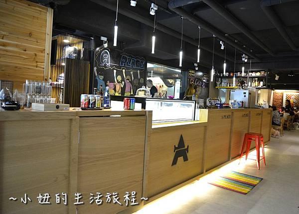 05台北 寵物友善咖啡廳 推薦 A Place Cafe 松山區 捷運中山國中站.JPG