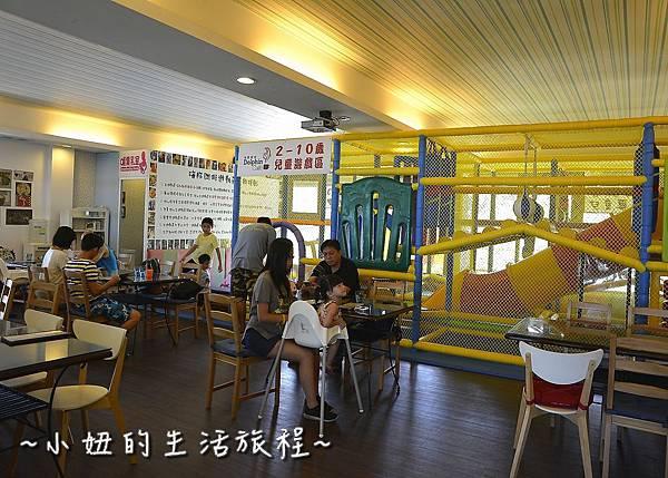 06三芝 景點 咖啡廳 親子餐廳 親子景觀餐廳 溜滑梯 透明 推薦.JPG