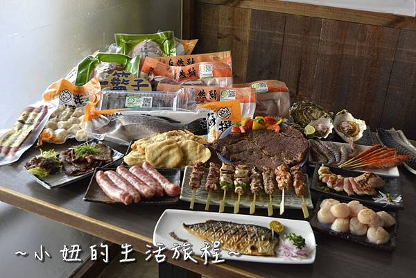 29 雲端冰箱 鮮食家 中秋烤肉祭 鮮食家 烤肉  CP值高 國宴桂丁雞 比臉大牛排.JPG