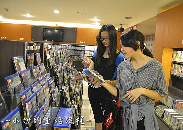 06U2電影館 板橋店 捷運府中站 國中高中大學生 躺著看電影.JPG