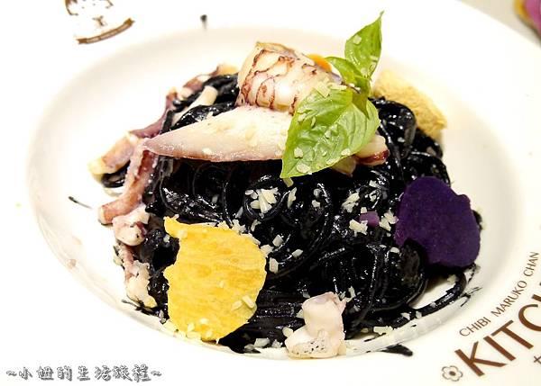 27 小丸子餐廳 櫻桃小丸子主題餐廳 台北 菜單 捷運市政府站.JPG