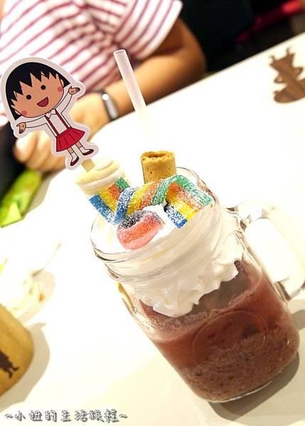 34 小丸子餐廳 櫻桃小丸子主題餐廳 台北 菜單 捷運市政府站.JPG