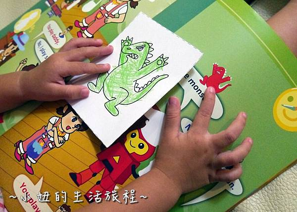 17funandsay幼兒英語雜誌 兒童英語讀物.JPG