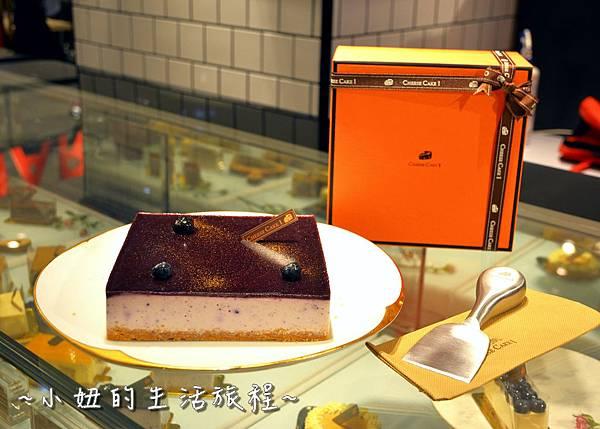 10 高質感蛋糕禮盒 CheeseCake  信義新光三越A4館B2 實體櫃位.JPG