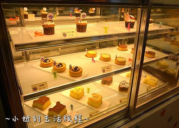 24 宇宙人主題餐廳 捷運國父紀念館 卡通主題餐廳 台灣台北.JPG