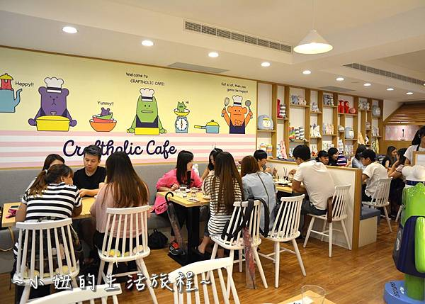 27 宇宙人主題餐廳 捷運國父紀念館 卡通主題餐廳 台灣台北.JPG