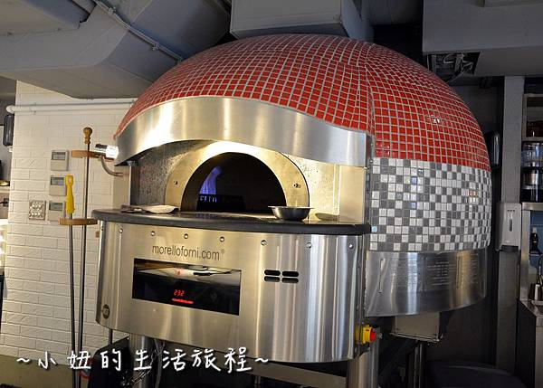 11 pizza creafe客意比薩 民生東路.JPG
