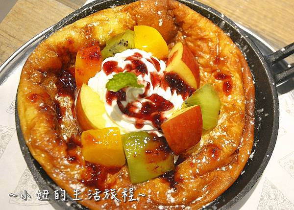33 pizza creafe客意比薩 民生東路.JPG
