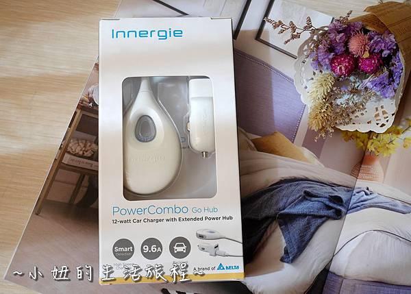 01 車充 車子沖電器 Innergie台達電充電器PowerCombo Go Hub  .jpg