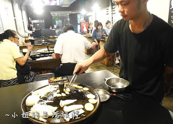 07板橋 三角三 韓式石頭鍋.JPG