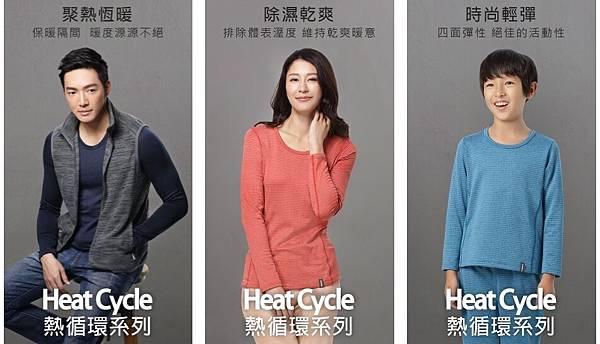 發熱衣服 保暖衣2