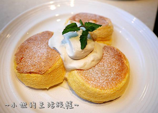 23 J.S. Foodies 林口三井 舒芙蕾鬆餅.JPG