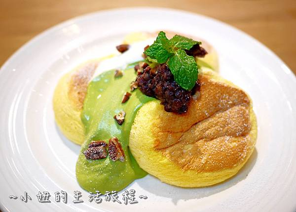 27 J.S. Foodies 林口三井 舒芙蕾鬆餅.JPG