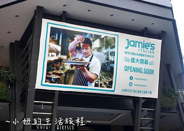 02 Jamie's Italian Taiwan 新光三越A11館 3樓 菜單 傑米奧利佛餐廳.JPG