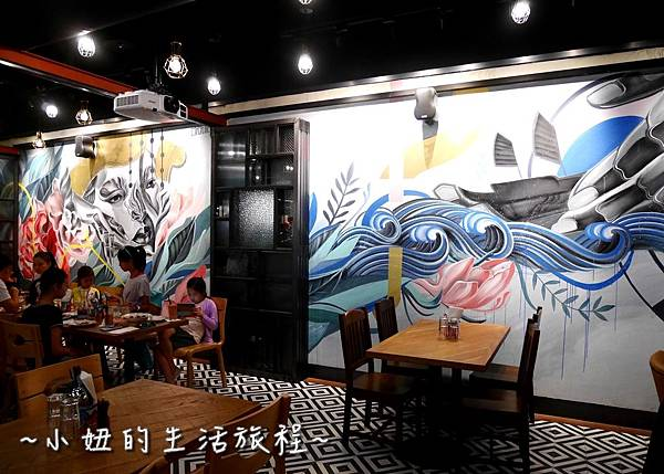 08 Jamie's Italian Taiwan 新光三越A11館 3樓 菜單 傑米奧利佛餐廳.JPG