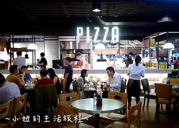 09 Jamie's Italian Taiwan 新光三越A11館 3樓 菜單 傑米奧利佛餐廳.JPG