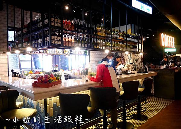 11 Jamie's Italian Taiwan 新光三越A11館 3樓 菜單 傑米奧利佛餐廳.JPG