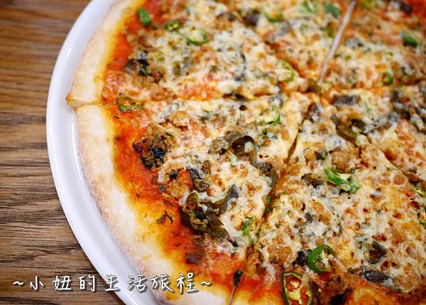 17 Jamie's Italian Taiwan 新光三越A11館 3樓 菜單 傑米奧利佛餐廳.JPG