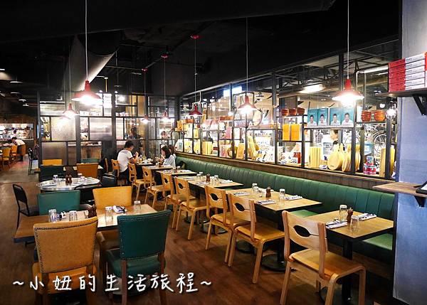 24 Jamie's Italian Taiwan 新光三越A11館 3樓 菜單 傑米奧利佛餐廳.JPG