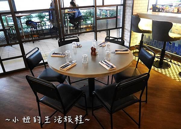 25 Jamie's Italian Taiwan 新光三越A11館 3樓 菜單 傑米奧利佛餐廳.JPG