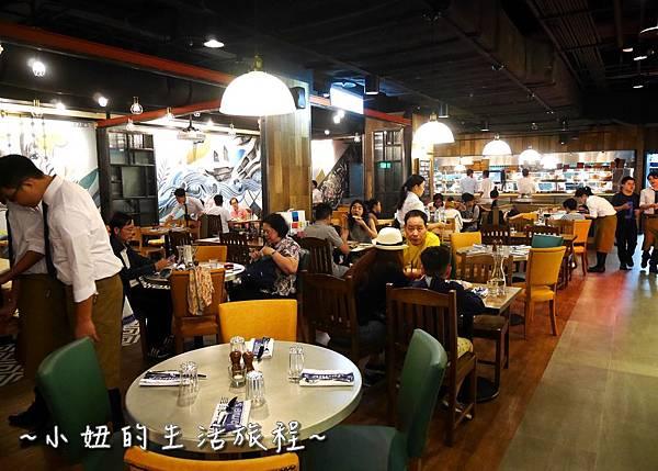 26 Jamie's Italian Taiwan 新光三越A11館 3樓 菜單 傑米奧利佛餐廳.JPG