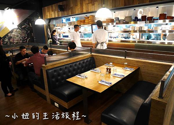 27 Jamie's Italian Taiwan 新光三越A11館 3樓 菜單 傑米奧利佛餐廳.JPG