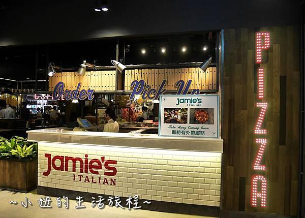 30 Jamie's Italian Taiwan 新光三越A11館 3樓 菜單 傑米奧利佛餐廳.JPG