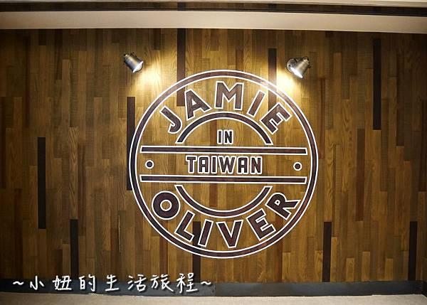 33 Jamie's Italian Taiwan 新光三越A11館 3樓 菜單 傑米奧利佛餐廳.JPG