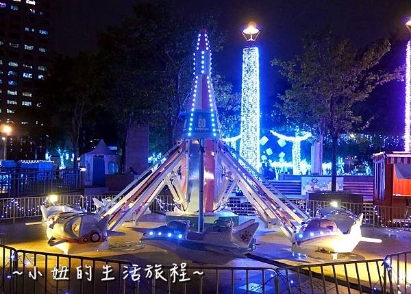 06  2016 新北耶誕城 2016板橋市民廣場 .JPG