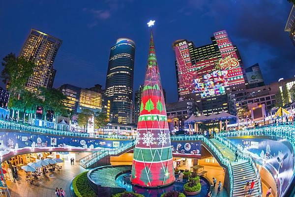 000  2016 新北耶誕城 2016板橋市民廣場