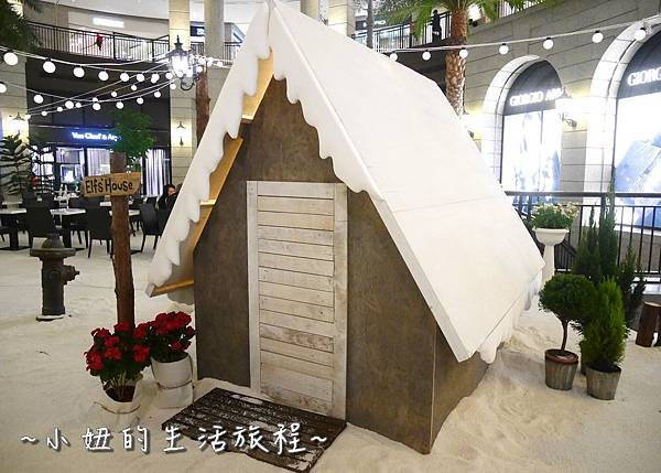 06 2016 BELLAVITA 聖誕節  貴婦百貨耶誕樹.JPG