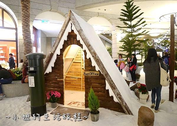 10 2016 BELLAVITA 聖誕節  貴婦百貨耶誕樹.JPG