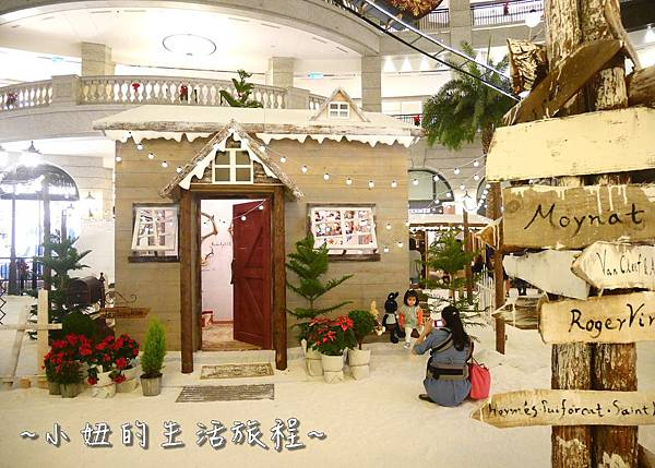 27 2016 BELLAVITA 聖誕節  貴婦百貨耶誕樹.JPG