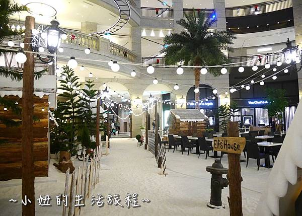 29 2016 BELLAVITA 聖誕節  貴婦百貨耶誕樹.JPG