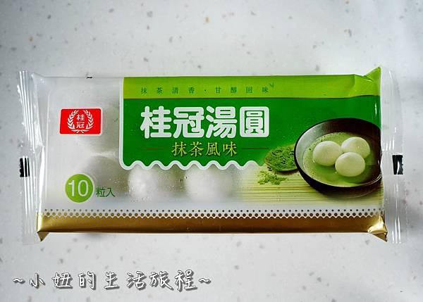 01 抹茶湯圓 桂冠抹茶湯圓.JPG