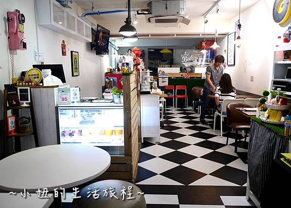 07  Honey Bakery Cafe 蜜多甜點屋 南京復興甜點 南京復興咖啡店 無麩.JPG