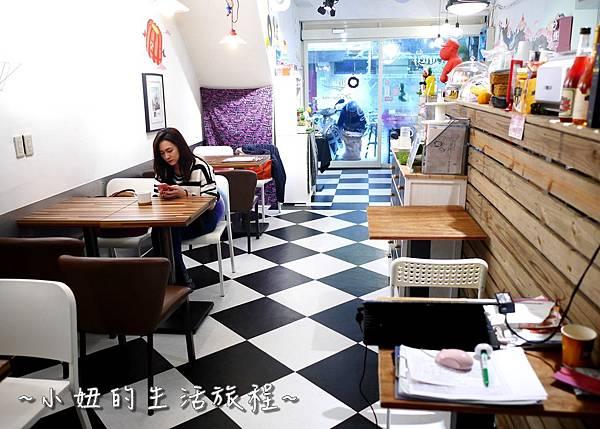 09  Honey Bakery Cafe 蜜多甜點屋 南京復興甜點 南京復興咖啡店 無麩.JPG