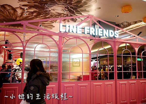 09 LINE FRIENDS CAFE   line咖啡  line cafe.JPG