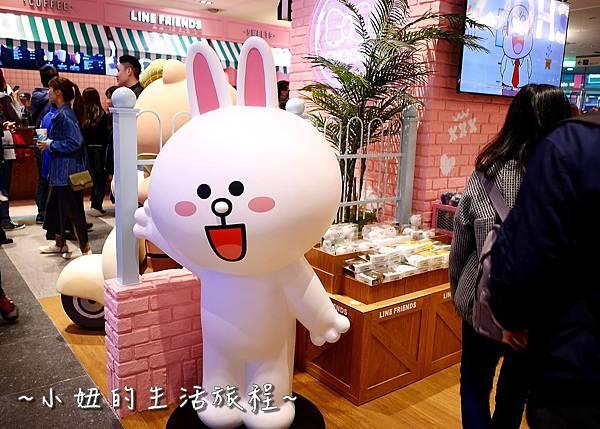 10 LINE FRIENDS CAFE   line咖啡  line cafe.JPG