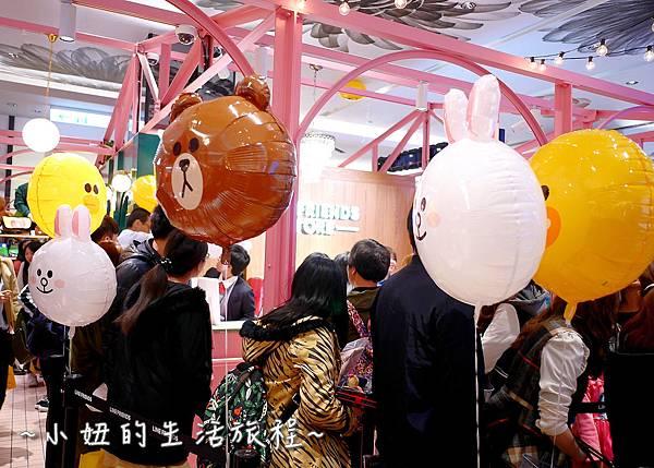 14 LINE FRIENDS CAFE   line咖啡  line cafe.JPG