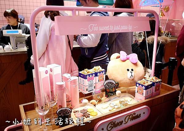 27 LINE FRIENDS CAFE   line咖啡  line cafe.JPG
