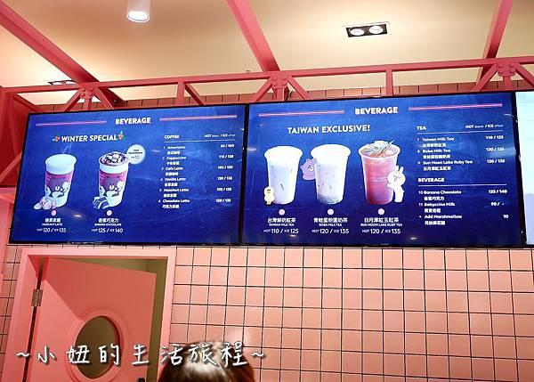 32 LINE FRIENDS CAFE   line咖啡  line cafe.JPG