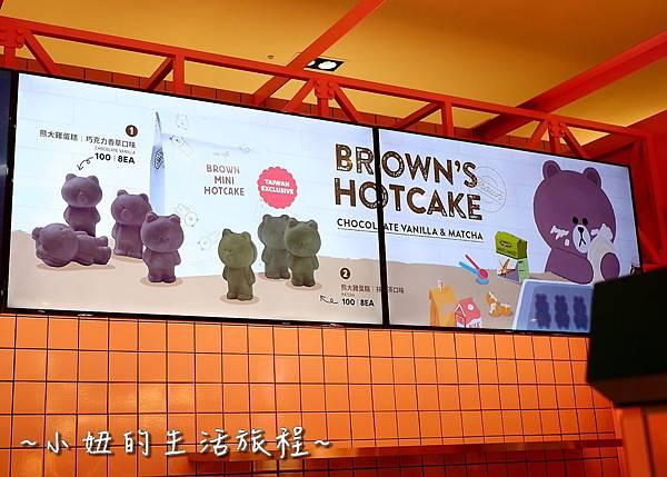 33 LINE FRIENDS CAFE   line咖啡  line cafe.JPG