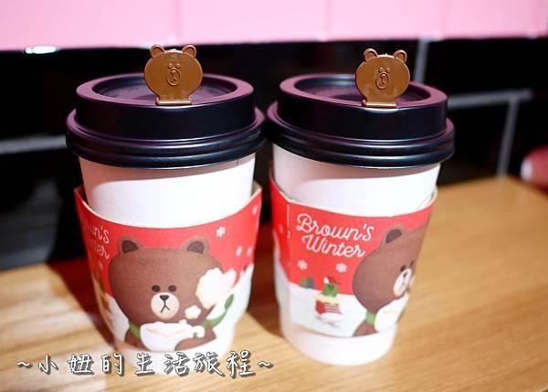 36 LINE FRIENDS CAFE   line咖啡  line cafe.JPG