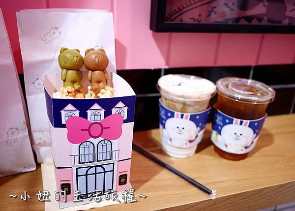 39 LINE FRIENDS CAFE   line咖啡  line cafe.JPG