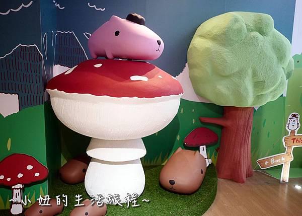 13 華山免費展覽  水豚君的奇幻童話.JPG