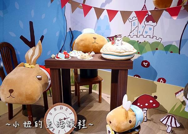 14 華山免費展覽  水豚君的奇幻童話.JPG
